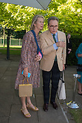 PHILIPPA WALKER; PETER YORK, Party  to celebrate Julia Peyton-Jones's  25 years at the Serpentine. London. 20 June 2016