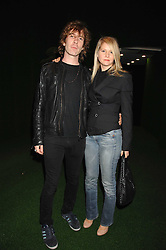 LEE STARKEY daughter of Ringo Starr and  Jay Mehler  at a party to celebryate the launch of the Spring Summer 2008 adidas collection by Stella McCartney held at the Westway Sports Centre, off Latimer Road, London W10 on 20th September 2007.<br /> <br /> NON EXCLUSIVE - WORLD RIGHTS