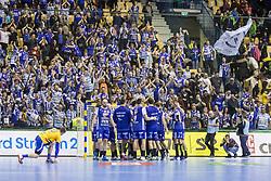 MOL Pick Zseged during VELUX EHF Champions League handball match between RK Celje Pivovarna Lasko vs MOL Pick Szegad on the February 10. 2019, Celje, Slovenia. Photo by Matic Ritonja / Sportida