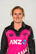 Anna Peterson, White Ferns Women Cricket ODI/T20 Head Shoot, Christchurch, New Zealand, 1st March, 2018. Copyright photo: John Davidson / www.photosport.nz