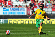 London - Saturday, April 17th 2010: Simon Lappin of Norwich City during the Coca Cola League One match at The Valley, Charlton...(Pic by Alex Broadway/Focus Images)