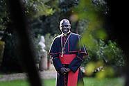 Vatican: Guinea's Cardinal Robert Sarah, 8 December 2016