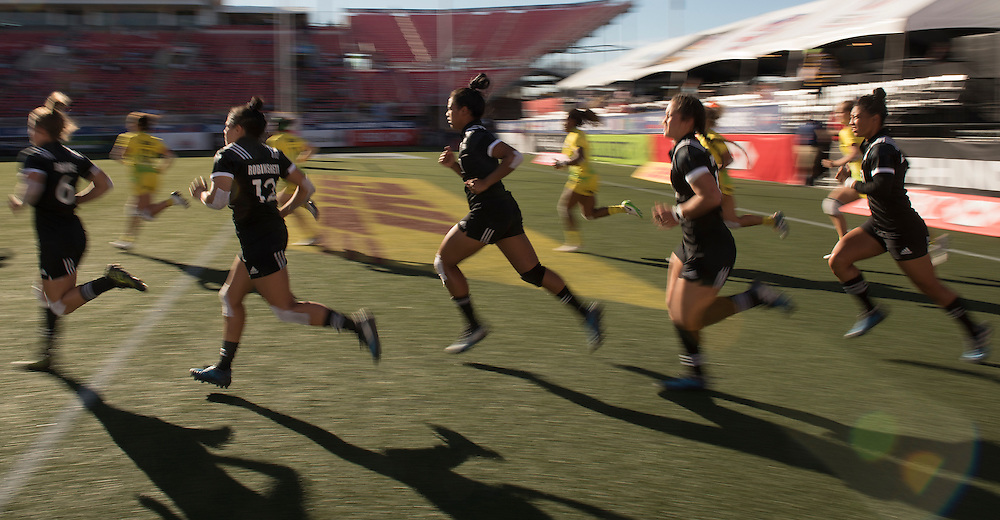 Men's teams take part in pool play for the USA Sevens,  Round Five of the World Rugby HSBC Sevens Series in Las Vegas, Nevada, March 3, 2017. <br /> <br /> Jack Megaw for USA Sevens.<br /> <br /> www.jackmegaw.com<br /> <br /> jack@jackmegaw.com<br /> @jackmegawphoto<br /> [US] +1 610.764.3094<br /> [UK] +44 07481 764811