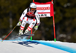 09.03.2017, Are, SWE, FIS Ski Alpin Junioren WM, Are 2017, Damen, Super G, im Bild Dajana Dengscherz // during Ladies Super G of the FIS Junior World Ski Championships 2017. Are, Sweden on 2017/03/09. EXPA Pictures © 2017, PhotoCredit: EXPA/ Nisse<br /> <br /> *****ATTENTION - OUT of SWE*****