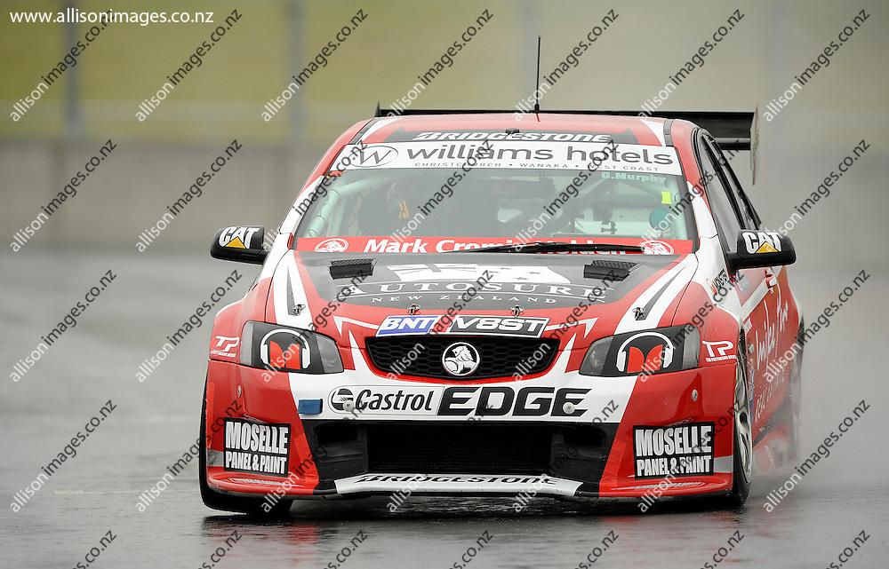 Greg Murphy of Melbourne in action, during the Highlands BNT V8 SuperTourers, held at Highlands Motorsport Park, Cromwell, Otago, New Zealand. 26 January 2014. Credit: Joe Allison / allisonimages.co.nz