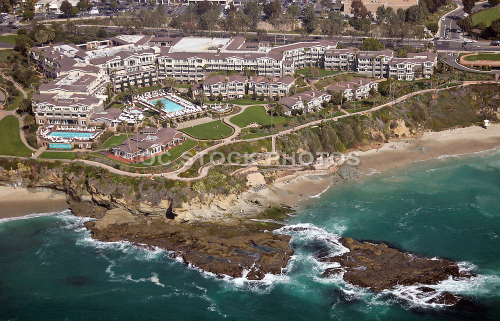 Aerial of Montage Resort