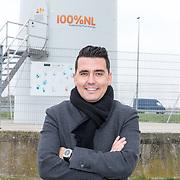 NLD/Waddinxveen/20181127 - Jan Smit en Barry Paf dopen de 100% NL windmolen, Jan Smit