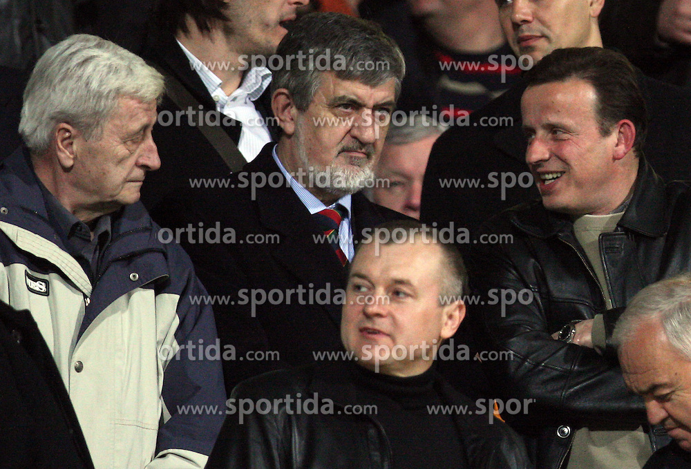 Bojan Srot at the 8th day qualification game of 2010 FIFA WORLD CUP SOUTH AFRICA in Group 3 between Slovenia and Czech Republic at Stadion Ljudski vrt, on March 28, 2008, in Maribor, Slovenia. Slovenia vs Czech Republic 0 : 0. (Photo by Vid Ponikvar / Sportida)
