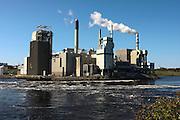 Canada, New Brunswick, The City of Saint John Paper Mill