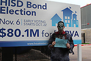 Vote Early Zombie at HSPVA