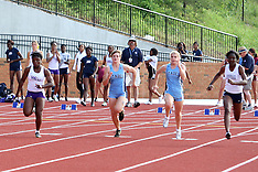 Women's 100-meter Trials