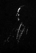 A portrait of Willie Nelson by M David Leeds<br /> <br /> MANDATORY CREDIT: M David Leeds