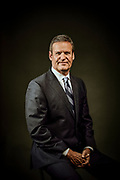 Bill Lee, Republican candidate for Gov., poses for a portrait.