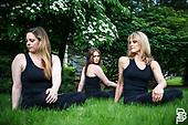 Brown Family Yoga Shoot