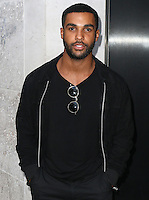 Lucien Laviscount attends the STK Ibiza Pre-Launch Party at STK London, London UK, 21 June 2016, Photo by Brett Cove