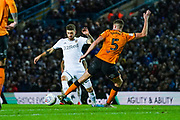 Leeds United midfielder Mateusz Klich (43) during the EFL Sky Bet Championship match between Leeds United and Hull City at Elland Road, Leeds, England on 10 December 2019.