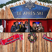 NLD/Amsterdam/20191003 - Lancering Het Amsterdamse Winterparadijs, Bas Smit, Nicolette van Dam en  Xander de Buisonje, Charly Luske en Lil Kleine
