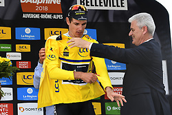 June 5, 2018 - Belleville, France - BELLEVILLE, FRANCE - JUNE 5 : IMPEY Daryl (RSA)  of Mitchelton - Scott during stage 2 of the 70th edition of the Criterium du Dauphine Libere cycling race, a stage of 181 kms between Montbrison and Belleville on June 05, 2018 in Belleville, France, 5/06/2018 (Credit Image: © Panoramic via ZUMA Press)