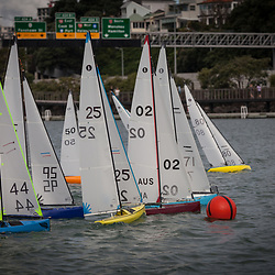 Westhaven Radio Sailing - 2018 Commodores Cup