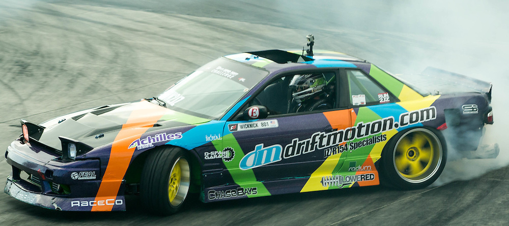 Formula Drift Brandon Wicknick LBGP 2014
