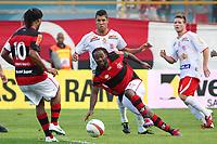 20120401: MACAE, RIO DE JANEIRO,  BRAZIL - Player Wagner Love during Flamengo Vs Bangu match for Campeonato Carioca (Carioca cup) held at Moacyrzao stadium <br /> PHOTO: CITYFILES