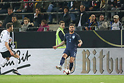 Kyle Walker of England during the International Friendly match between Germany and England at Signal Iduna Park, Dortmund, Germany on 22 March 2017. Photo by Phil Duncan.