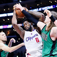 01-19 CELTICS AT CLIPPERS