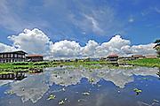 Myanmar, Shan state, Inle lake
