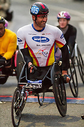 Van Dyk, wheelchair
