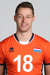 20160516 NED: Selectie Nederlands volleybal team mannen, Arnhem<br />Robbert Andringa