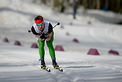 Nordic Skiing XC Long Distance at the 2014 Sochi Winter Paralympic Games, Russia