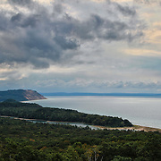 """Empire Bluffs from Afar""<br />