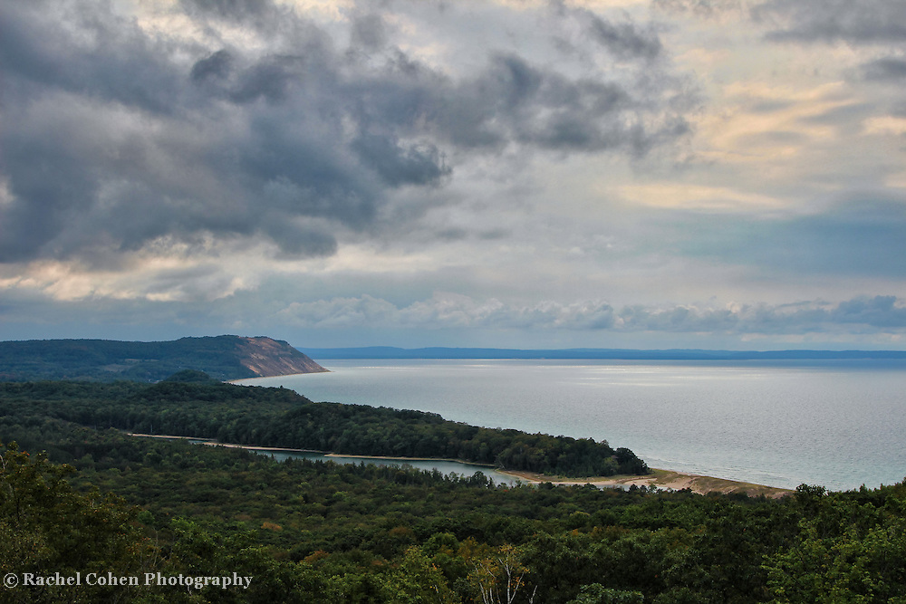 &quot;Empire Bluffs from Afar&quot;<br />