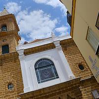 Alberto Carrera, Old Town, Cádiz City, Cádiz Province, Costa de la Luz, Andalusia, Spain, Europe