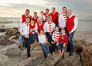 Sunset Beach Family