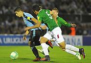 Uruguay- Bolivia