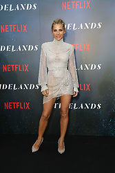Sydney Premiere of first Aussie Netflix Original, Tidelands at Bennelong Lawn, Royal Botanic Gardens. 10 Dec 2018 Pictured: Elsa Pataky (Adrielle Cuthbert). Photo credit: Richard Milnes / MEGA TheMegaAgency.com +1 888 505 6342
