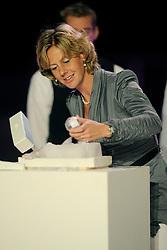 14-12-2009 ALGEMEEN: TOPSPORT GALA AMSTERDAM: AMSTERDAM<br /> Kirsten van der Kolk<br /> ©2009-WWW.FOTOHOOGENDOORN.NL