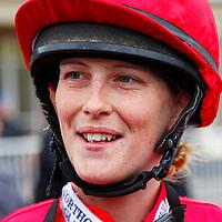 Jockey Natasha Eaton