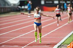 PAUTOVA Elena, RUS, 1500m, T12, 2013 IPC Athletics World Championships, Lyon, France