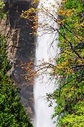 Lower Yosemite Falls,Yosemite National Park, California USA