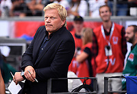 FUSSBALL 1. BUNDESLIGA   SAISON 2018/2019   SUPERCUP FINALE Eintracht Frankfurt - FC Bayern Muenchen    12.08.2018 TV Experte Oliver Kahn DFL regulations prohibit any use of photographs as image sequences and/or quasi-video.