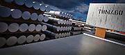 Billets and Slabs, Tomago Aluminium, Hunter Valley, Australia