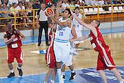 DESCRIZIONE : Gorizia Europeo Under 20 Italia Bulgaria <br /> GIOCATORE : Pietro Aradori <br /> SQUADRA : Nazionale Italiana Maschile Under 20 <br /> EVENTO : Campionato Europeo Under 20 <br /> GARA : Italia Bulgaria <br /> DATA : 06/07/2007 <br /> CATEGORIA : Tiro <br /> SPORT : Pallacanestro <br /> AUTORE : Agenzia Ciamillo-Castoria/S.Silvestri <br /> Galleria : Europeo Under 20 <br /> Fotonotizia : Goriza Campionato Europeo Under 20 Italia Bulgaria <br /> Predefinita : si