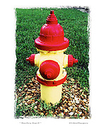 fire hydrant,