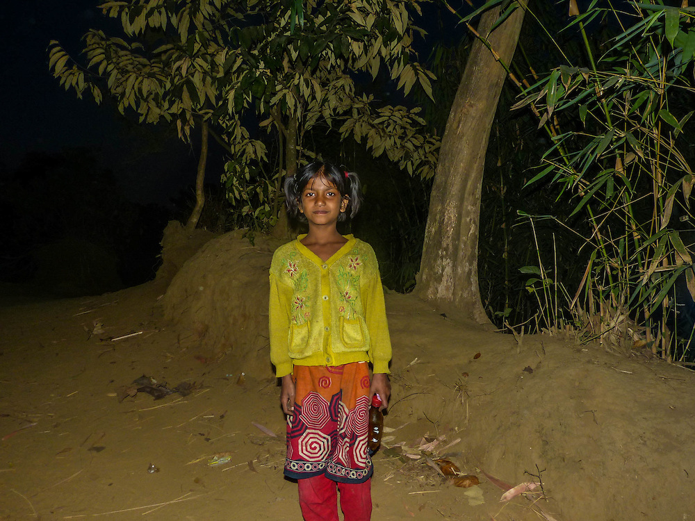 Aisha just turned ten years old, and is the youngest of the girls, but that doesn't stop her from bossing them around. She is the younger sister of Rifa, and they both make and sell jewellery and provide the main income for the family. She loves wearing dresses, and is the best skater of the girls.