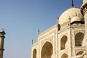Taj Mahal, Agra, Uttar Pradesh, Northern India