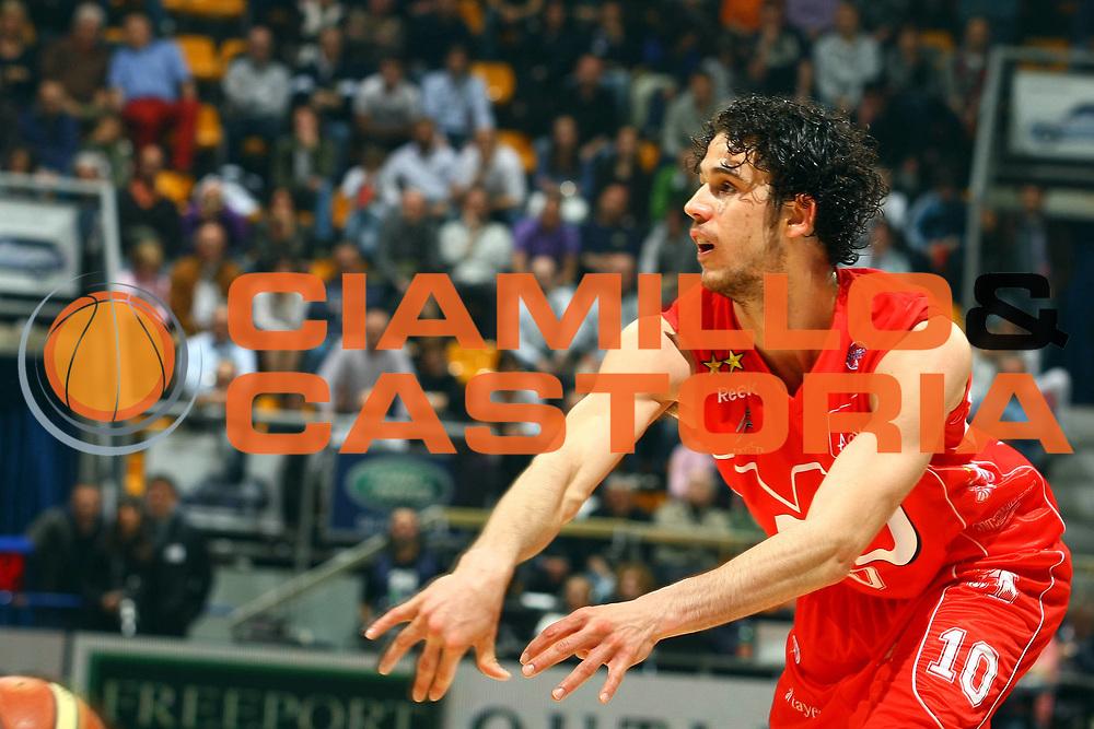 DESCRIZIONE : Bologna Lega A 2008-09 GMAC Fortitudo Bologna Armani Jeans Milano<br /> GIOCATORE : Luca Vitali<br /> SQUADRA : Armani Jeans Milano<br /> EVENTO : Campionato Lega A 2008-2009<br /> GARA : GMAC Fortitudo Bologna Armani Jeans Milano<br /> DATA : 11/04/2009<br /> CATEGORIA : passaggio<br /> SPORT : Pallacanestro<br /> AUTORE : Agenzia Ciamillo-Castoria/M.Minarelli