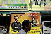 Singapore, street scene in Little india