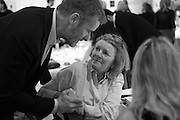 LORCAN O'NEILL; RACHEL WHITEREAD, Whitechapel Gallery Art Icon 2015 Gala dinner supported by the Swarovski Foundation. The Banking Hall, Cornhill, London. 19 March 2015